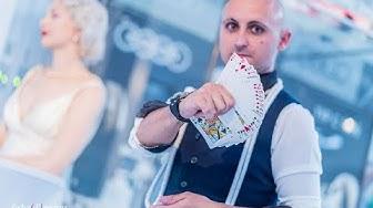 Zauberer Salzburg - Johnny Diablo - Silvester Zirkus 2018 Casino Austria Salzburg