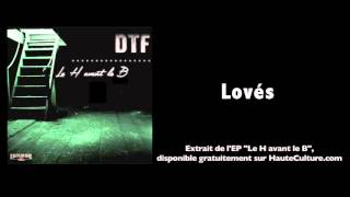 DTF - Lovés (Audio Officiel)