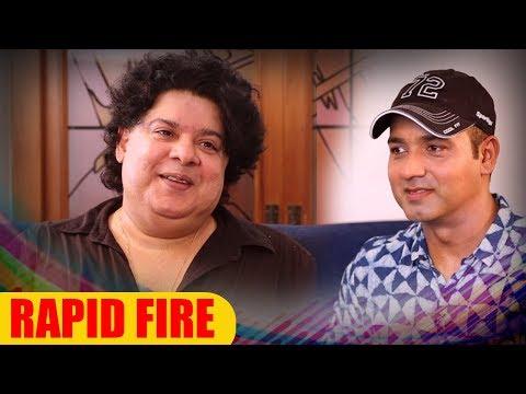 Check Out Sajid Khan's QUIRKY Rapid Fire | Akshay Kumar | Narendra Modi | James Cameron