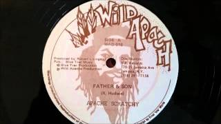 "Apache Scratchie - Father and Son - Wild Apache 12"" (Bandelero Riddim)"