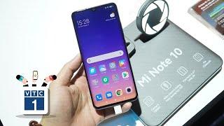 Xiaomi trình làng bộ đôi smartphone Mi Note 10