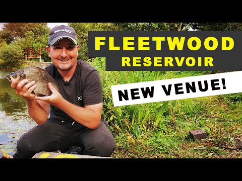 Fishing Session at FLEETWOOD Reservoir - Method & Cage Feeder Fishing