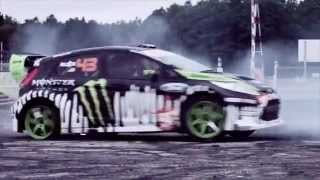 Drift Car - Monster Energy - Ford Fiesta 2011 - 1ª Parte