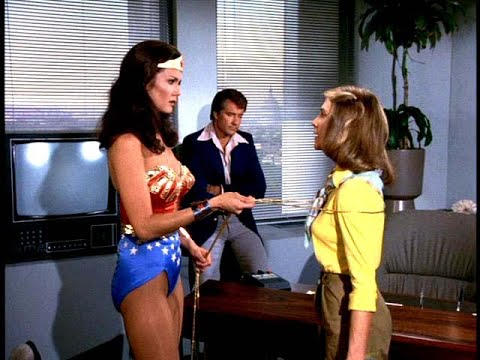 Magic lasso Wonder Woman