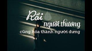 Rồi Người Thương Cũng Hóa thành NGƯỜI DƯNG - Hiền Hồ || Lyrics Video