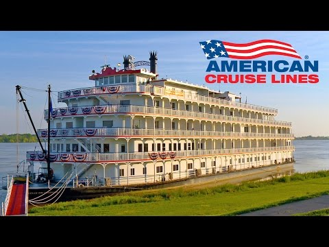 American Cruise Lines - Mississippi River Paddlewheelers