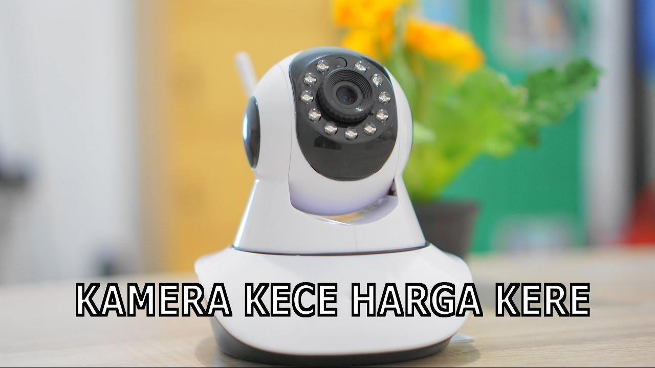 ICsee Smart IP Camera Unboxing dan quick Review Indonesia - KEREN BANGET