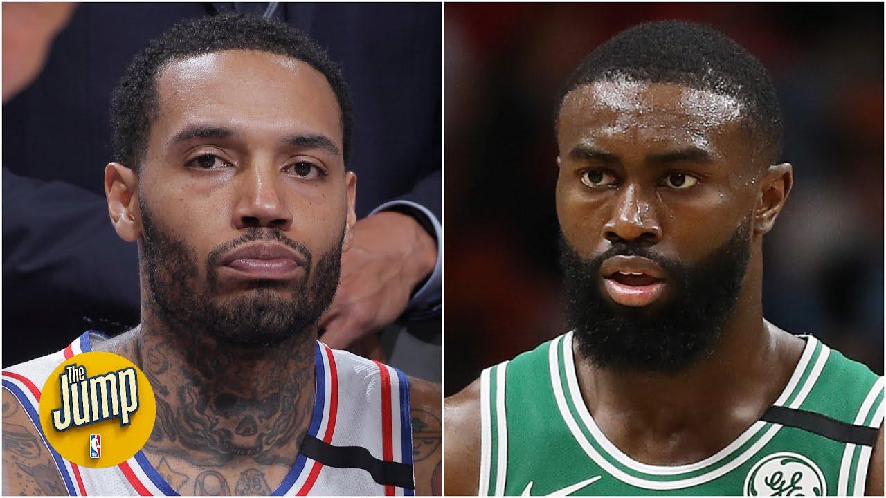 NBA media reacts to Celtic star Jaylen Brown's career night vs ...