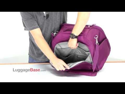 1da866d73d29 Samsonite Mightlight Boarding Bag - YouTube