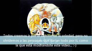 Queen - Long Away (Subtítulos en español)