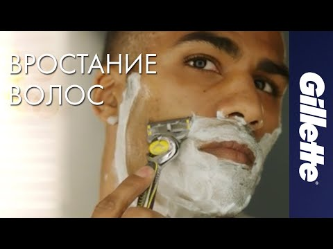 Как Предотвратить Появление Вросших Волос | Gillette Fusion ProShield