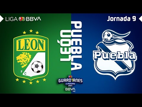 Club Leon Puebla Goals And Highlights
