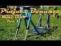 Project Bonanza Mini Bike Build Part 3