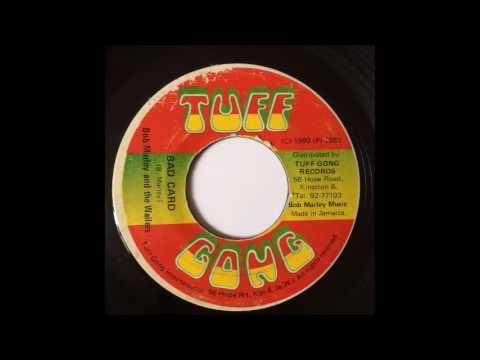Bob Marley - Bad Card + Rub-A-Dub Style (7