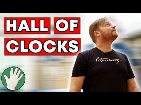 Hall of Clocks - Objectivity #128