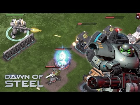 Dawn of Steel Android Gameplay [APK]