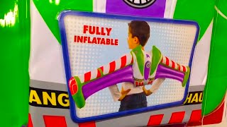 BUZZ LIGHT YEAR SPACE RANGER JET PACK [Buzz Lightyear] from TOY STORY