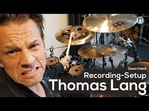Music nStuff: Gearcheck mit Thomas Lang