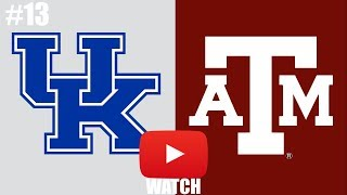 Kentucky vs Texas A&M Week 6 Full Game Highlights (HD)