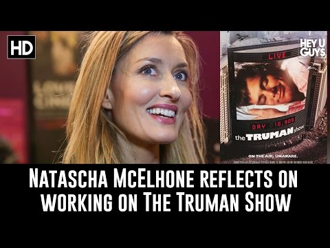 Natascha McElhone Reflects on The Truman  & Eddie Murphy