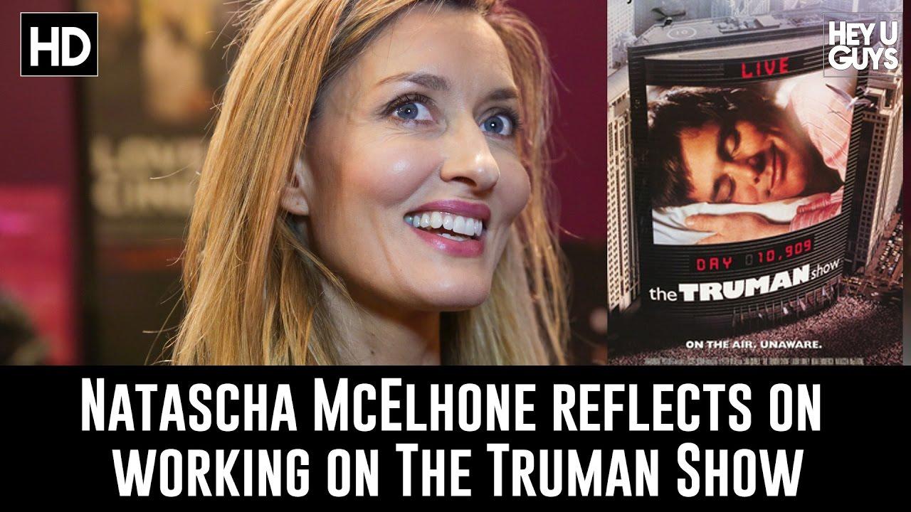 Natascha McElhone Reflects on The Truman Show & Eddie ...