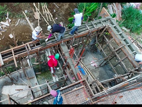 VILLA FELIZ - EPISODE 103: 14 HOURS LATER (House Building in the Philippines)