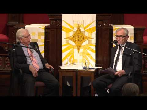 Carl Bernstein at Westminster Town Hall Forum