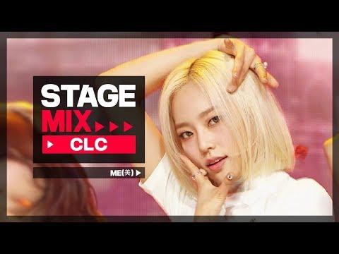 [Stage Mix] 씨엘씨 - ME(美) (CLC - ME)