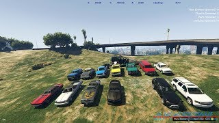 REAL Chevy Trucks in GTA V