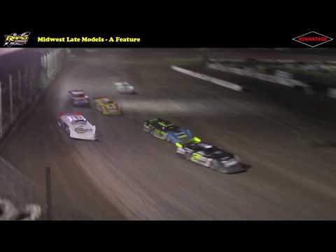 Midwest Late Model -- 7/28/17 -- Rapid Speedway