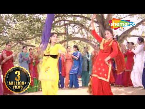 Punjabi Wedding Songs - Miss Pooja - Tave Tave Tave - Teeyan Teej Diyan - Shemaroo
