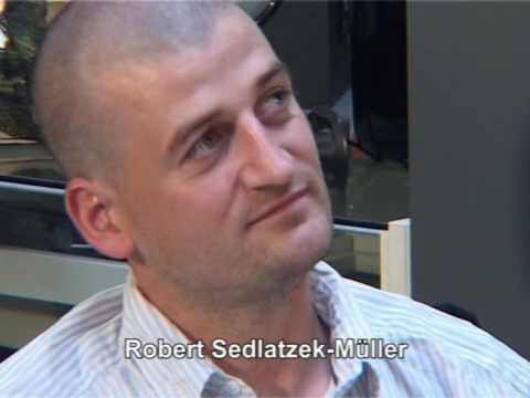 """""""Soldatenglück"""" Gespräch mit Robert Sedlatzek-Müller"""