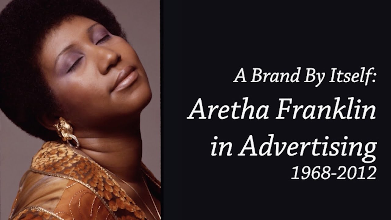 Aretha Franklin In Commercials: A Brand By Itself (1968-2013) Compilation