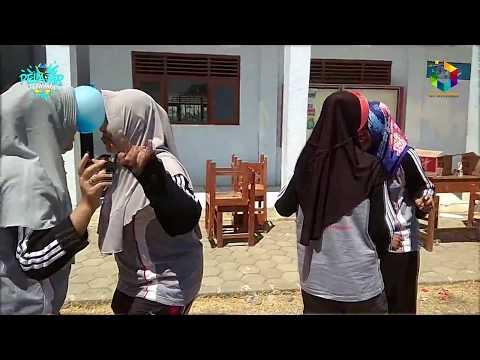 Memperingati hut Republik indonesia ke-73 Lomba joged balon paling rame.......... Dj goyang dua jari