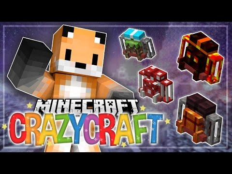 THE BACKPACK COLLECTION BEGINS! - Crazy Craft Challenges - EP 04
