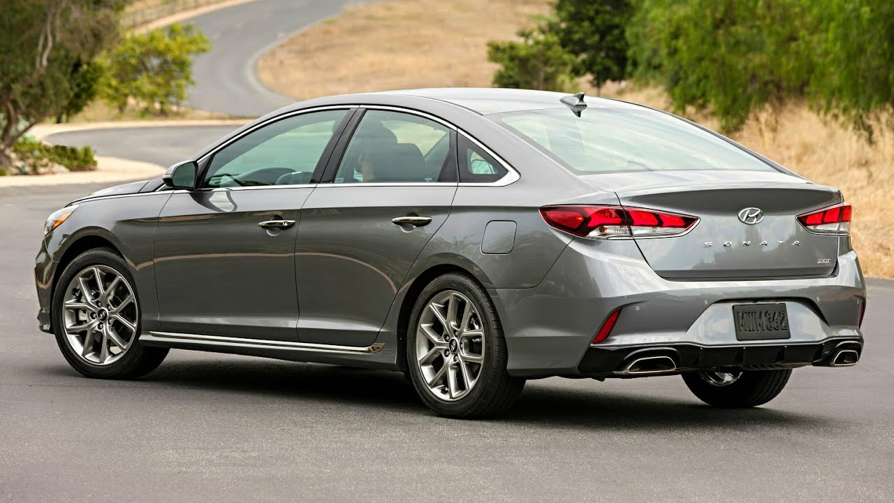 Hyundai Sonata Hybrid 2018 >> 2018 Hyundai Sonata - Everything You Ever Wanted to See / ALL-NEW Hyundai Sonata 2018 - YouTube