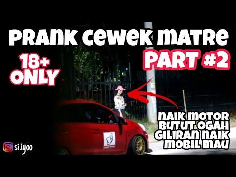 NGAJAKIN ML KE CABE-CABEAN 18+ PRANK CEWEK MATRE PART#2 (GOLD DIGGER INDONESIA)
