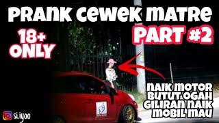 Video PARAH! DIAJAK ML MAU AJA PRANK CEWEK MATRE PART #2 (GOLD DIGGER INDONESIA 2017) download MP3, MP4, WEBM, AVI, FLV Mei 2018
