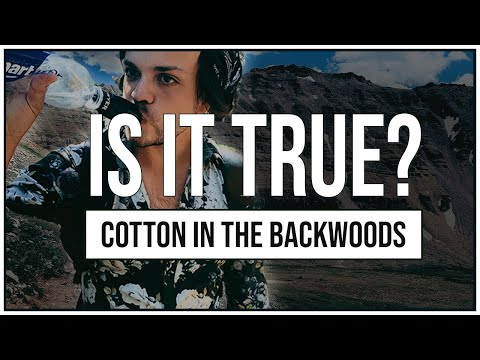hikers-are-wrong-about-cotton-::-here's-why.