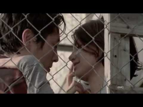 The walking dead glenn and maggie sex