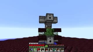 Minecraft Let's Play #71 Ny Grym Mobfarm