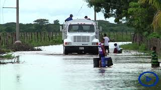 Five people die as a result of flooding in Nicaragua bringing the death toll to fourteen