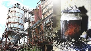 HUMAN HEART FOUND! Whilst Exploring Abandoned Industrial Estate! (NOT CLICKBAIT)