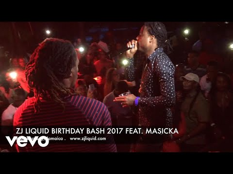 Masicka - ZJ Liquid Birthday