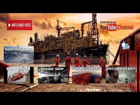 Como nós extraímos o petróleo   FPSO   Documentário