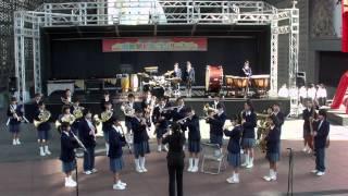 京都駅ビルコンサート 2013 京都市立松尾中学校