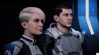 Cora Romance   Mass Effect: Andromeda