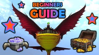 Beginners guide - How to trick the system? - School of Dragons screenshot 5