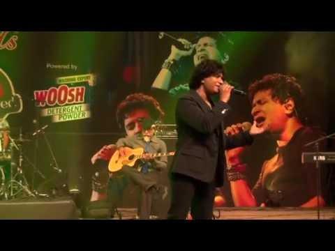 Singer KK  in concert  Tu Jo Mila  Bajrangi Bhaijaan