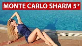 MONTE CARLO SHARM RESORT 5*   МОЛОДЕЖНЫЙ ОТЕЛЬ В ЕГИПТЕ  #montecarlo #Египет